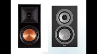 What's better? ELAC Uni-Fi UB5 vs. Klipsch RP 600M speakers #speakerreviews
