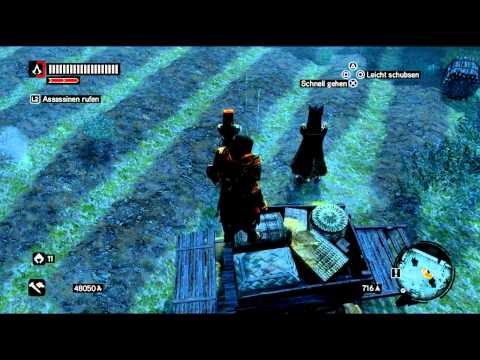 #39 Assassin's Creed Revelations 100% Walkthrough german; Animus Datenfragmente (1)