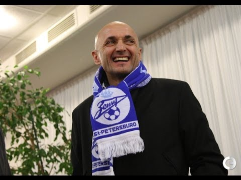 Luciano Spalletti / Thank you for everything!