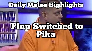 Daily Melee Highlights: Plup Switched to Pika