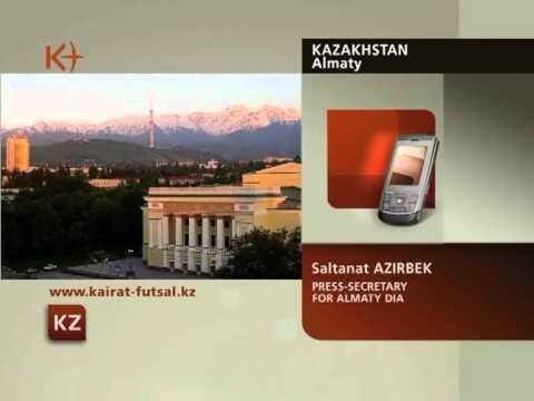 Kazakhstan. News 5 May 2012 / k+