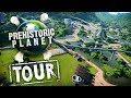 The Best Jurassic World Yet? FULL PARK TOUR! | Prehistoric Planet (Jurassic World: Evolution)