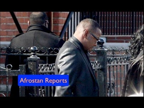 Bobby Brown leaves Whitney Houston funeral after spat [News]