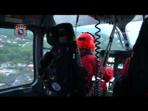Dominica, days after Erika - video by the French