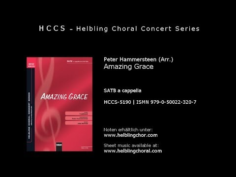 Peter Hammersteen (arr.) - Amazing Grace video