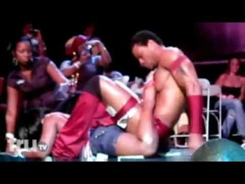 Woman Gets Her Freak On With A Male Stripper-WATCH WHAT HAPPENS!!! thumbnail