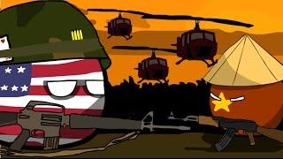 download lagu Polandball Animation - The Vietnam War - Ride Of gratis
