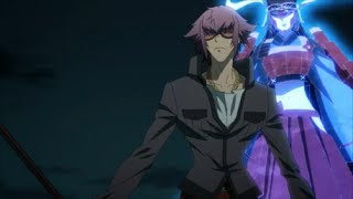 Re:Creators-Magane steals Hangaku