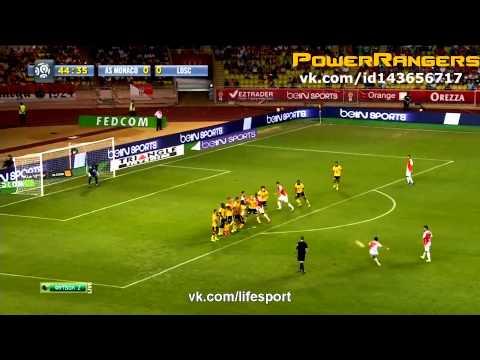Vincent Enyeama saves vs AS Monaco