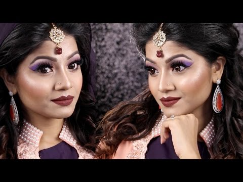 Eid Makeup 2017 || Modern Asian Bridal Makeup Tutorial | MILANI One Brand Tutorial