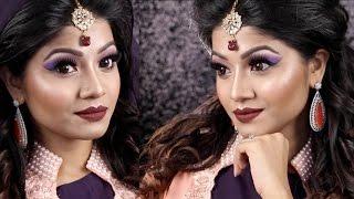 Modern Asian Bridal Makeup Tutorial | MILANI One Brand EID MAKEUP Tutorial 2017