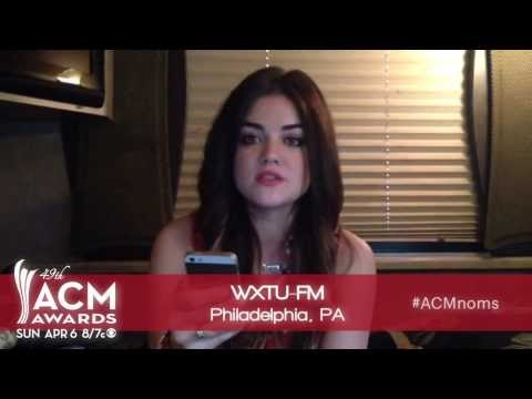 2014 ACM Awards Radio Station of the Year Nominees Presented by Lucy Hale