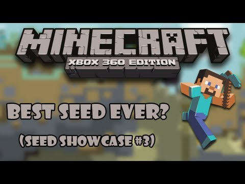 Best Seed Ever? - Minecraft (Xbox 360) 1.8.2 Seed Showcase #3