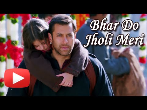 Bhar Do Jholi Meri | Bajrangi Bhaijaan Video Song | Salman Khan, Adnan Sami, Nawazuddin Siddiqui