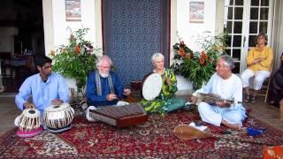 Traditional Afghan Music on Rubab and Santur -
