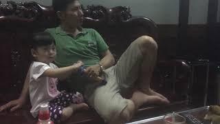 Bé Chi hát KARAOKE rất hay❤️- ChiChi KIDS TV