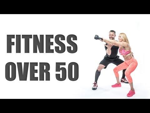 ►Fitness over 50 ► Ernährung ist nicht nur für den FETT Abbau ...