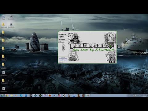 Como Modificar Tudo No Gta V (XBOX360-PS3) -Tutorial #3