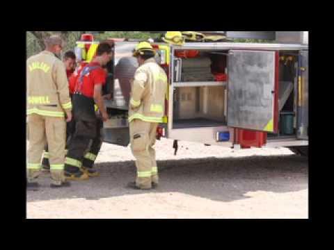Cisco College Fire Academy 3 min video