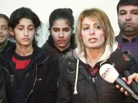 Elazig'da Kürt Kadin Sporculara Irkçi Şiddet!