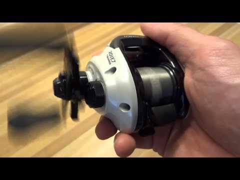 Shimano Chronarch 201E7 baitcast reel