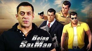 Salman Khan LAUNCHES Being SalMan Official GAME