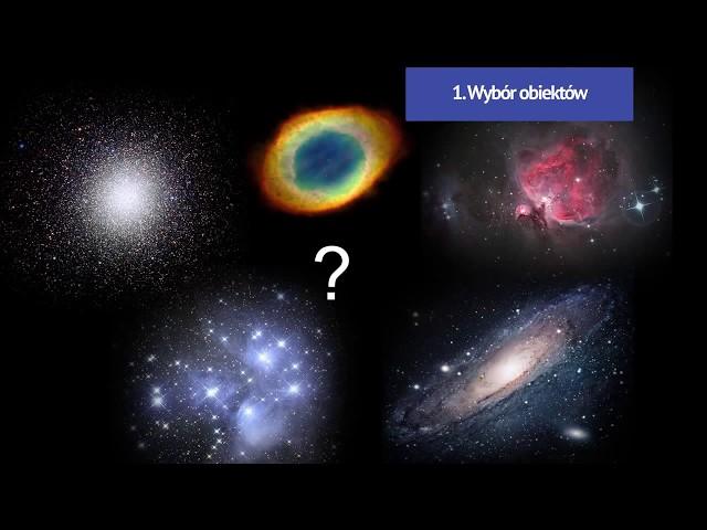 Jak obserwować przez teleskop?