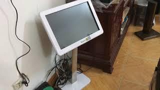 Bộ màn hình cảm ứng ổ 2T vietktv thanh lý còn rất mới ĐT 0983698887