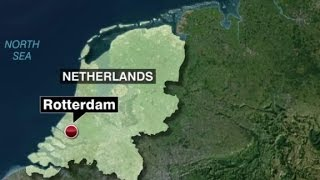 Netherlands terror suspect arrested