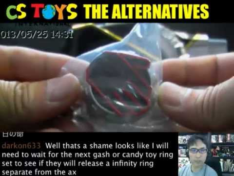 Capsule Toy Wizard Ring 10