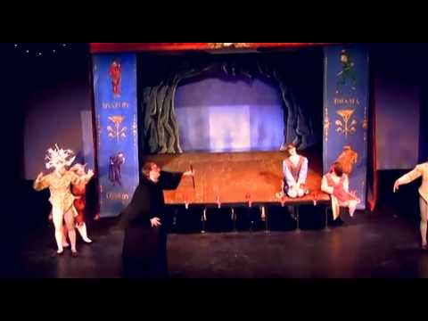 Androcles and the Lion Trailer!