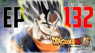 Dragon Ball Super Episode 132 (English Subbed) PART 1 | Vegito vs The Grand Priest