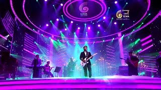 Arijit Singh's performance at GiMA Awards 2016 | 720p HD