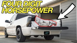 THE RACE TRUCK IS GETTING REAL! (1,000hp Transmission!)