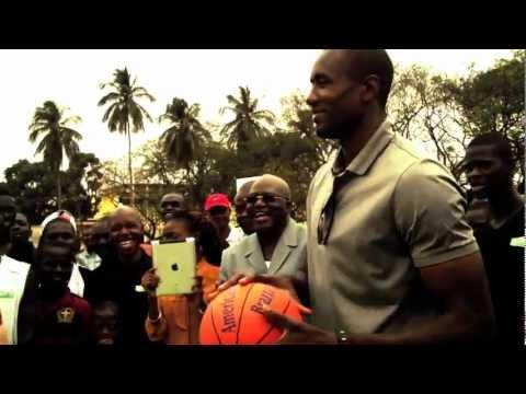 Serge Ibaka #inCongo - Episode 3