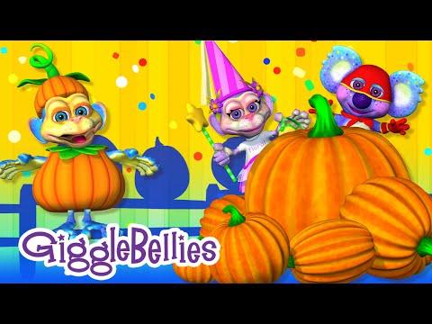 It's Halloween! - Songs for Kids   GiggleBellies