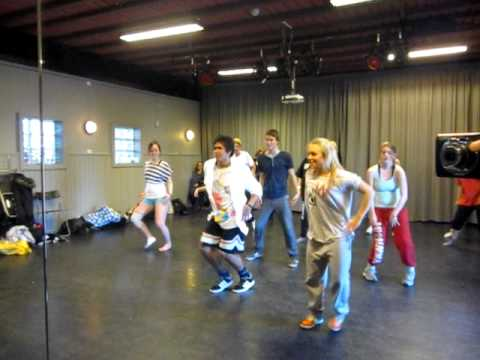 Jessie J Tag Dance Choreography