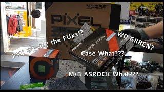 AMD 2200G 리그오브레전드 풀옵 사양 천천히 조립 하기