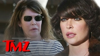 Lara Flynn Boyle -- Mystery Behind Shocking New Photographs