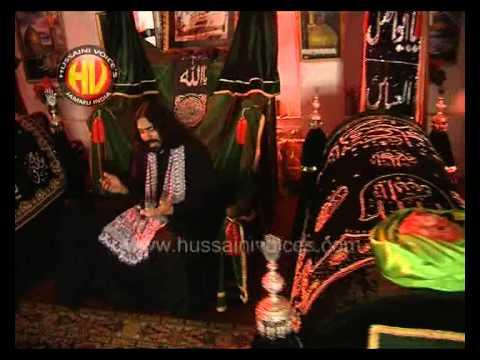 Syed Muqaddas Kazmi  2012 Zainab Ne Kaha Ro Ka video