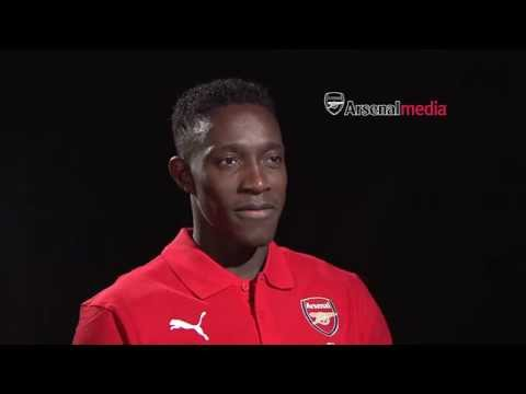 Danny Welbeck: 'I couldn't be happier to be an Arsenal player'