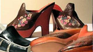 LAURO RIGHI VINTAGE SHOES