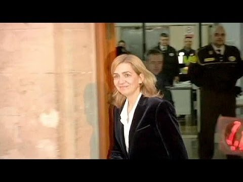 "Spain's Princess Cristina: ""I fully trusted my husband."""