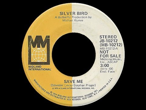 Silver convention save me 1974 disco purrfection version youtube
