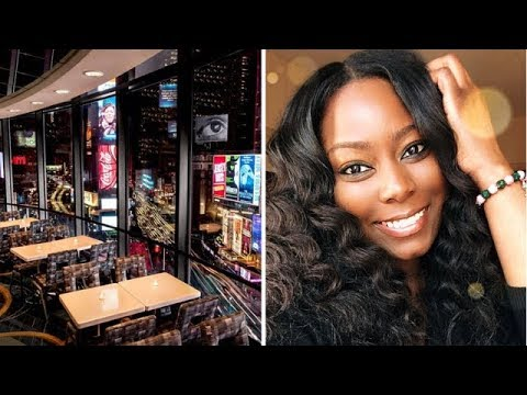 HOTEL TOUR: WHAT'S INSIDE?! NEW YORK CITY MARRIOTT MARQUIS|LAPORCHIA DAVIS