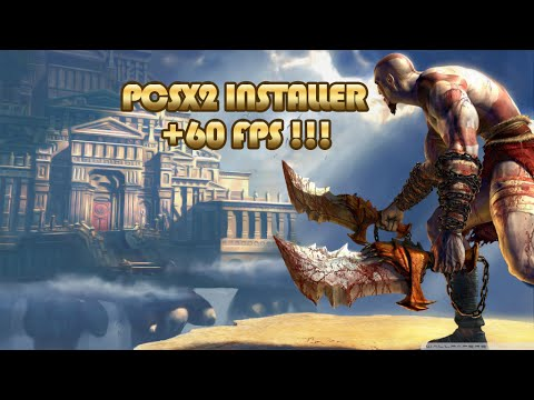 PCSX2 v1.0.0 GOD OF WAR 2 - 60 FPS AYARI + KURULUMU
