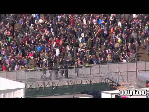 Download 2013: Aerial view of Donington Park