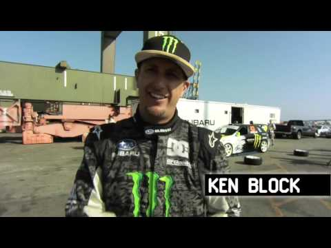 DC SHOES: KEN BLOCK GYMKHANA TWO PREMIERE PARTY