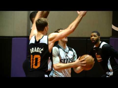 Best of Phantom: Phoenix Suns Practice