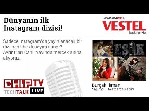 Dünyanın ilk instagram korku dizisi Türkiye'den geliyor! - CHIP Tech Talk